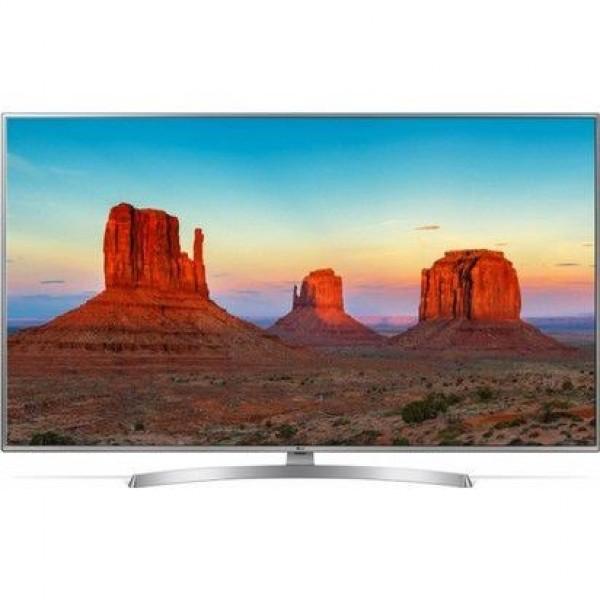 LG 43UK6950PLB 43 İnç 109 Ekran UHD 4K Uydu Alıcılı Smart LED TV Metalik Kasa (LG Türkiye Garantili)